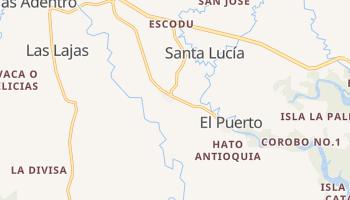 Online-Karte von Remedios