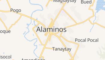 Online-Karte von Alaminos