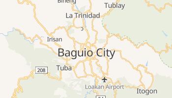 Online-Karte von Baguio