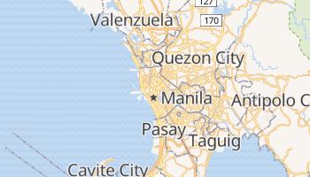 Online-Karte von Manila