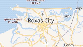 Online-Karte von Roxas