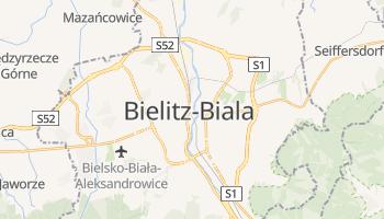 Online-Karte von Bielsko-Biała