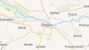 Online-Karte von Głogów