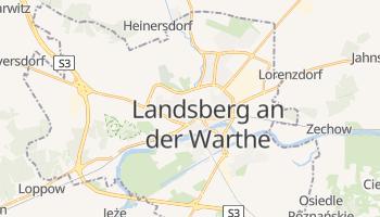 Online-Karte von Landsberg