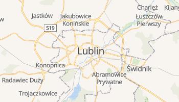 Online-Karte von Lublin
