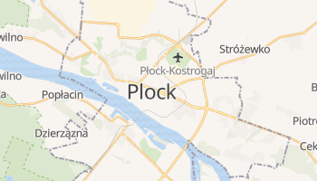 Online-Karte von Płock