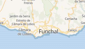 Online-Karte von Funchal