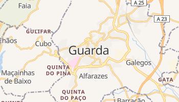 Online-Karte von Guarda
