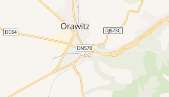 Online-Karte von Oraviţa