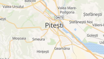 Online-Karte von Piteşti