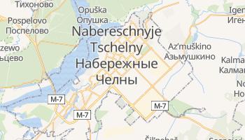 Online-Karte von Nabereschnyje Tschelny