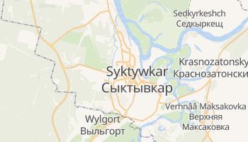 Online-Karte von Syktywkar