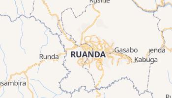Online-Karte von Kigali