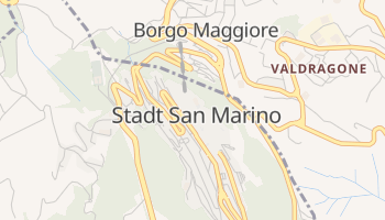 Online-Karte von San Marino