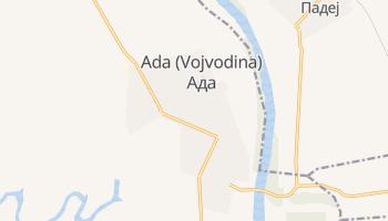 Online-Karte von ADA