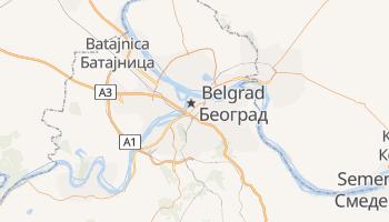 Online-Karte von Belgrad