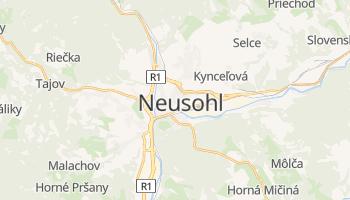 Online-Karte von Banská Bystrica