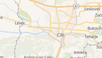 Online-Karte von Celje