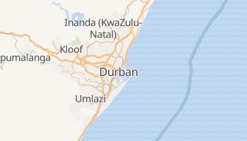 Online-Karte von Durban