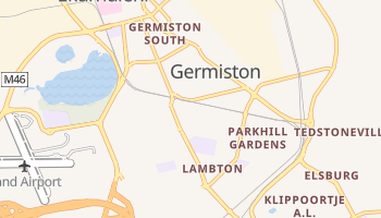 Online-Karte von Germiston