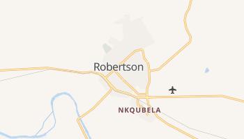 Online-Karte von Robertson