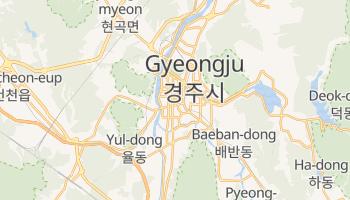 Online-Karte von Gyeongju