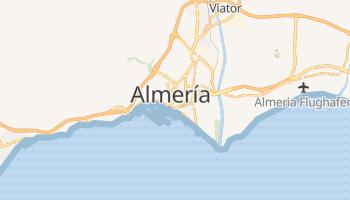 Online-Karte von Almería