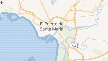 Online-Karte von El Puerto de Santa María