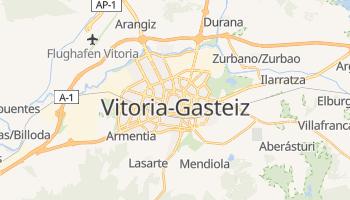 Online-Karte von Vitoria