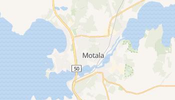 Online-Karte von Motala