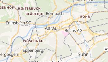 Online-Karte von Aarau