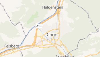 Online-Karte von Chur