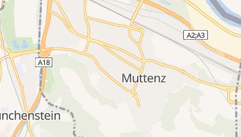 Online-Karte von Muttenz
