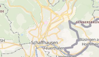 Online-Karte von Schaffhausen