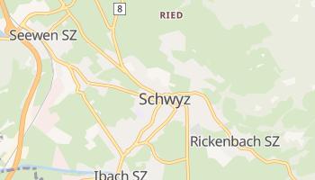 Online-Karte von Schwyz