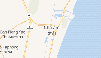 Online-Karte von Cha-am