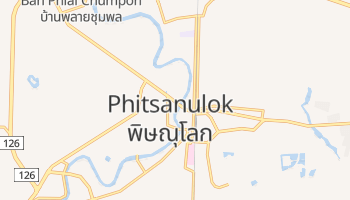 Online-Karte von Phitsanulok