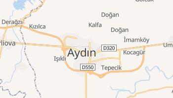 Online-Karte von Aydın