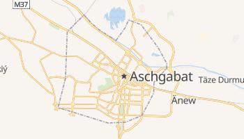 Online-Karte von Aşgabat