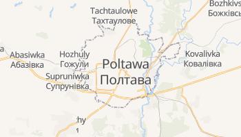 Online-Karte von Poltawa