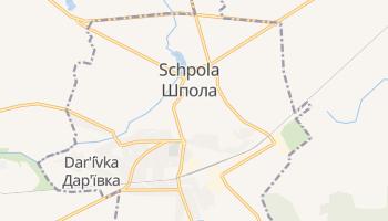 Online-Karte von Schpola