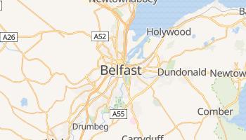Online-Karte von Belfast
