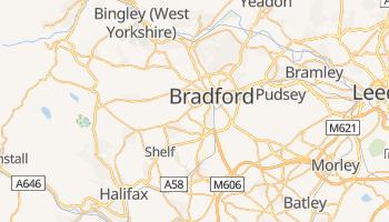 Online-Karte von Bradford