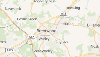 Online-Karte von Brentwood