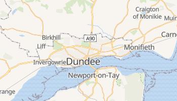Online-Karte von Dundee