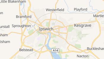 Online-Karte von Ipswich