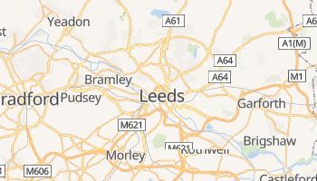 Online-Karte von Leeds