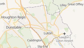 Online-Karte von Luton