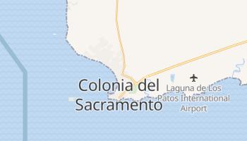 Online-Karte von Colonia