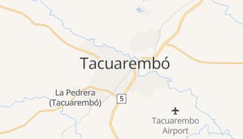 Online-Karte von Tacuarembó